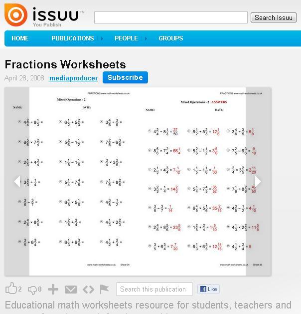 math worksheet : fraction attraction worksheet  jannatulduniya  : Fraction Attraction Worksheet