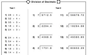 maths worksheets  mr williams maths screen shot  at