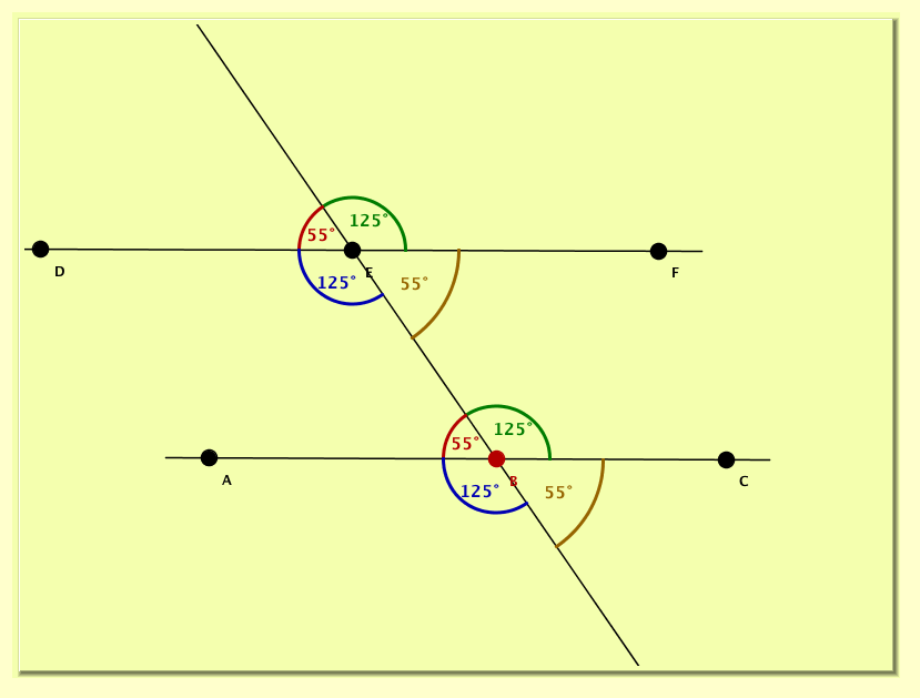 Geometry Applets Angles Triangles Similarity