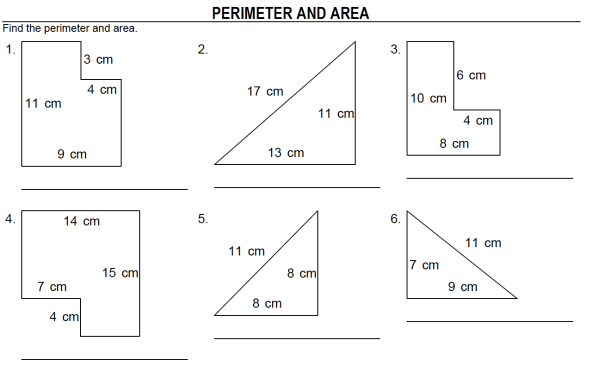 Algebra and Geometry for kids – Free Printables, Worksheets, Quizzes ...