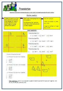 Coops worksheets 2