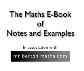 mr barton e-book